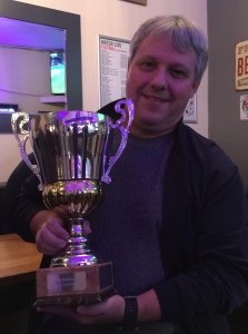Guy Jones : Club Points Champion